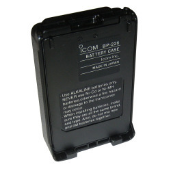 Icom BP-226 AA Alkaline Battery Case for IC-M88