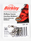 Berkley Mcmahon Swivels - Size: 7, Lb. Test: 60, Color: Bright, Qty: 144
