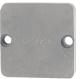Mercruiser Gimbal Housing Anode Plate, Zinc - …