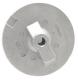 Mercury/Mercruiser Flat Trim Tab Anode Gen II …