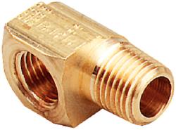 BRASS TANK ELBOW-1/4 X 90 DEG - Seachoice