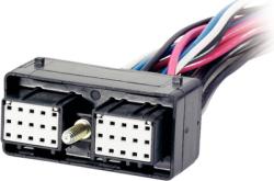 Ag Contrl Box Harness-Dual Act - Lenco