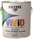 Vivid Antifouling Paint, Black, Gallon - Pettit (Kop Coat)