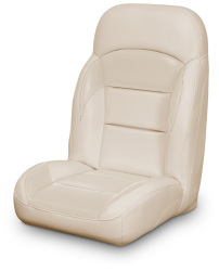 High Back Reclining Helm Seat, Tan - Lexington Seats