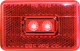 RED LED CLEARANCE LIGHT - Anderson Marine