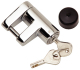 Chrome Coupler Lock - Fulton - Bulldog