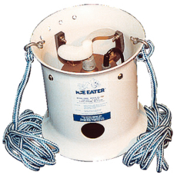 1/2 Hp 115v 25ftcord Ice Eater - The Power House