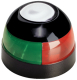 Bicolor Deck Mount Black - Aqua Signal