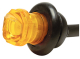 LED MARKER LIGHTS-AMBER - Seachoice