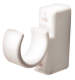 NAVIGATION LIGHT STORAGE CLIPS-7/8-WHITE 2/CD - Seachoice