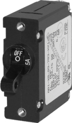 CIRCUIT BREAKER AA1 40 AMP BLK - Blue Sea Systems