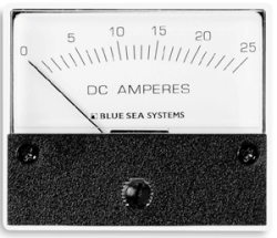 AMMETER & SHUNT COMB. 0-100AMP - Blue Sea Systems