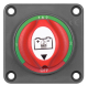 Mini Panel Mount Battery Selector- Switch, 200 Continuous Amp - Afi (Marinco)