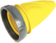 30 AMP CONNECTOR (FEMALE) COVER YELLOW - Furrion Ltd