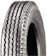 Kenda K353 Bias Trailer Tire, 480-12, LRB - L …