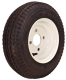 Kenda K371 Bias Tire & Wheel Assembly, 48 …