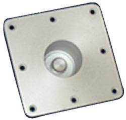 Posi-Lock Square Floor Plate - Todd
