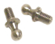 BALL STUD SS W/THREAD SHAFT -Pair - Sierra
