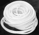 Trim Sof Tone White Plastic - Stanpro