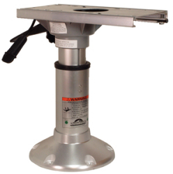Heavy Duty 2-7/8 Mainstay Adjustable 14.5-20 Seat Pedestal - Springfield
