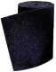 "11"" X 12' Bunk Carpet, Black - Tie D …"