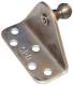 Angled Zinc Pltd Bracket Pr/Pk - Taylor Made