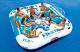 Fiesta Island by SportsStuff; Accommodates 8 People