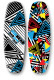 Radical 143cm Wakeboard with Grind Bindings by Airhead