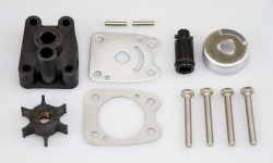 Water Pump Impeller Repair Kit - 5.0 HP - Lehr, Inc - Lehr Inc