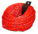 4-Person 60' Bling Boat Tube Tow Rope; 4100 lb Rating -Airhead