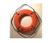 "RING BUOY ORANGE 24"" - Cal-June"